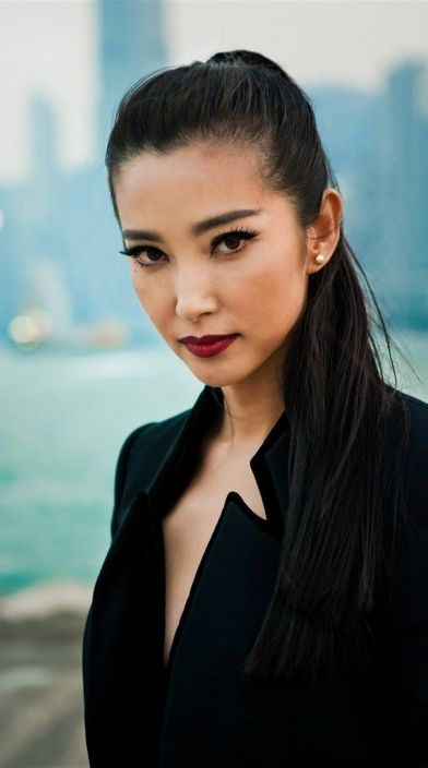 Li Bingbing is best known for Transformers: Age of Extinction, Resident Evil: Retribution, Detective Dee: Mystery of the Phantom Flame, and The Message. I chose her for the role of a messenger because she also sings and singers always get the message across to their fans.