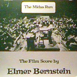 Elmer Bernstein - The Midas Run: buy LP, Album at Discogs