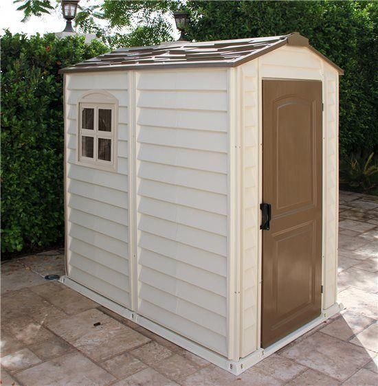 Billyoh Daily Apex Plastic Shed Vinyl Clad Plastic Shed With Floor Plasticgardensheds Garden Storage Shed Plastic Garden Storage Box Plastic Sheds