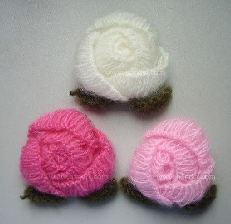 Beautiful Crochet Pattern Central Flowers Ideas - Easy Scarf ...