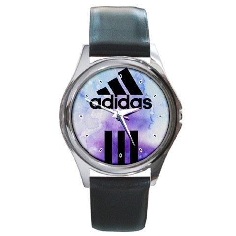 Untique watches Adidas Watercolour Pattern logo by nonoaslino