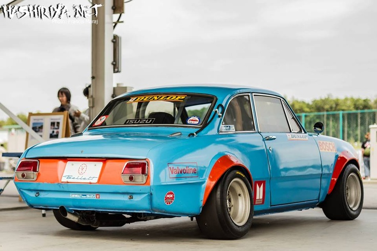 1971 Isuzu Bellett Coupe