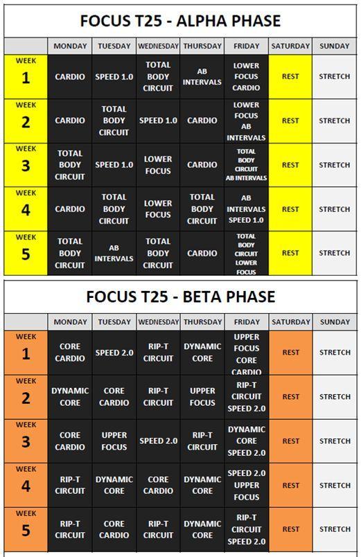 Focus T25 Workout Download Utorrent - ecxsonar