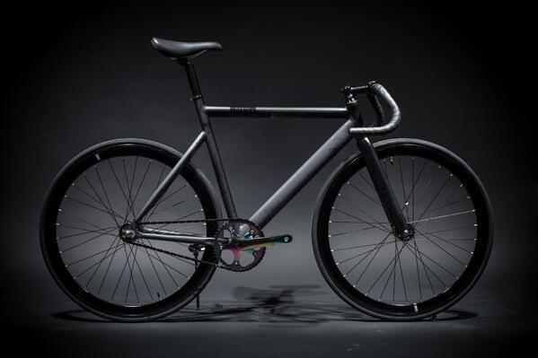 Lækker stilren cykel