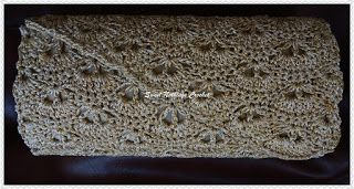 Sweet Nothings Crochet Simply exquisite shelled clutch