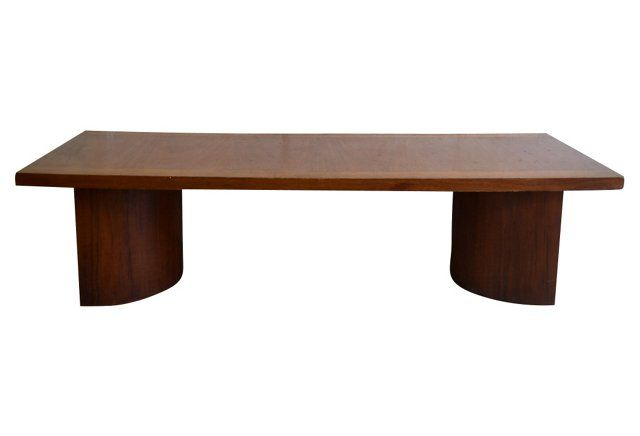 Midcentury Coffee Table by Kroehler