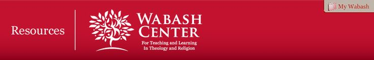 Wabash Center's Internet Guide to Religion - A selective, annotated guide to electronic resources on religion (syllabi, electronic texts, journals, bibliographies, websites, software)