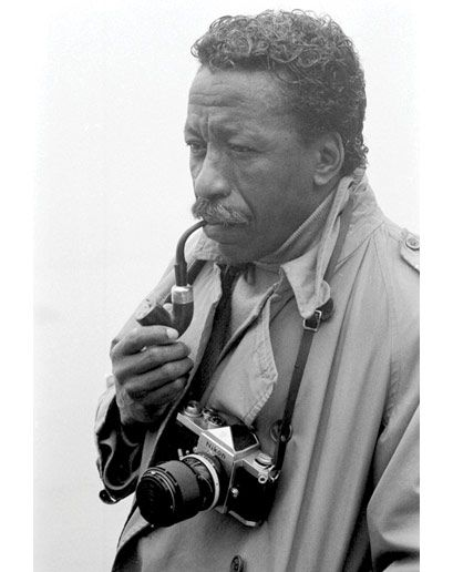 Gordon Parks #photographer #camera