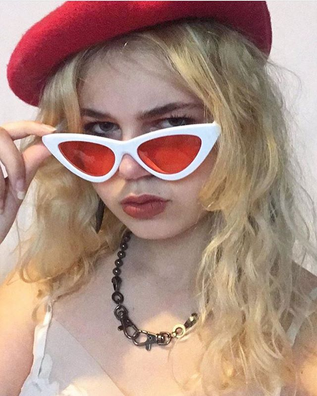 Rosatheangel In Wave Sunnies ShopInsta New Sunglasses From The 9EIDH2