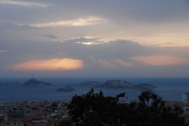 Archipel du Frioul, Marseille - MonSitePhotos.com