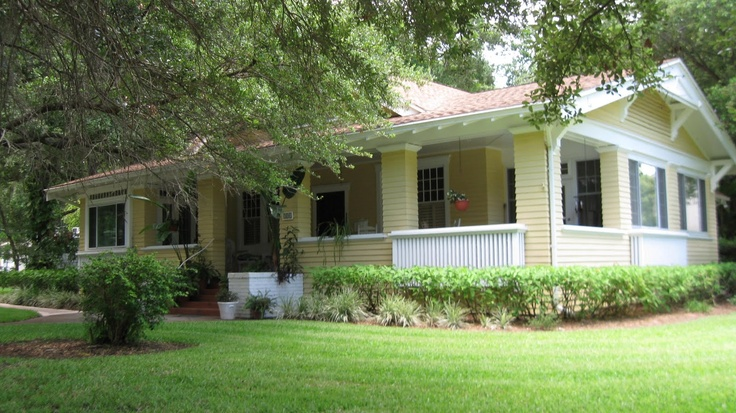 17 best images about h o m e s on pinterest pool houses for Craftsman homes for sale in florida