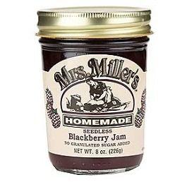 Nuts.com - Seedless Blackberry Jam (No Sugar Added)