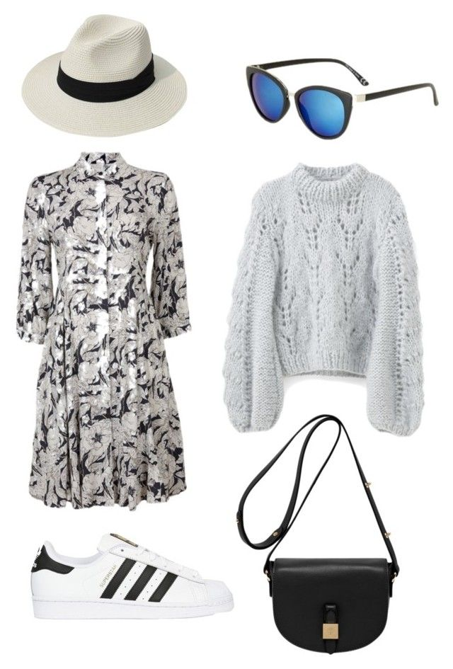 """Untitled #207"" by stinasolheim on Polyvore featuring adidas Originals, Mulberry and Topshop"
