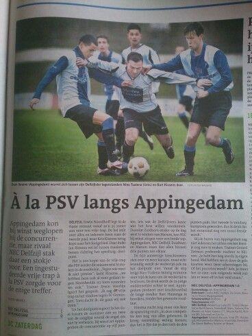 NEC -Appingedam