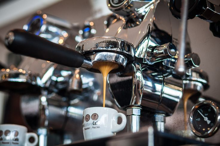 Fresh Culture Cafe Espresso Preperation