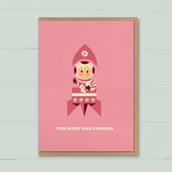 'Baby Rocket' Baby Girl