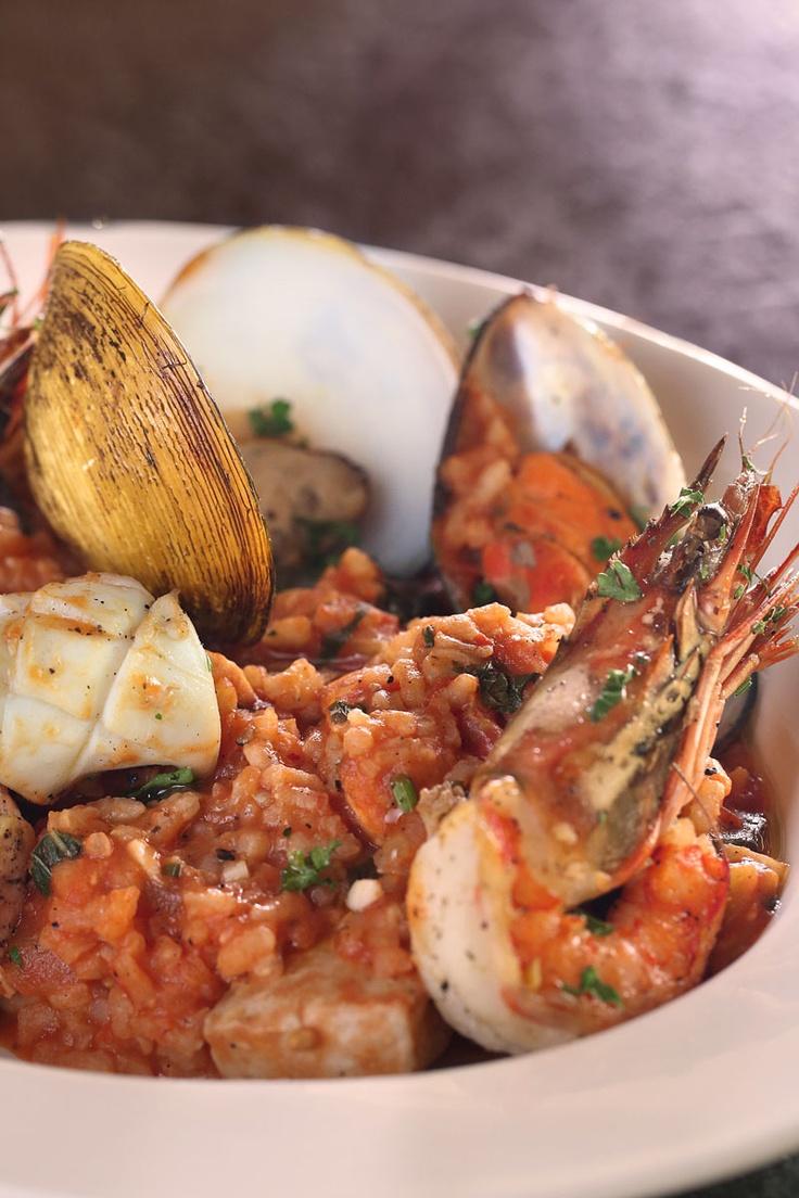 Risotto ai frutti di mare   #food #cuisine #Italian #bali