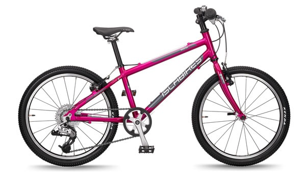 THE BEST KIDS' BIKES.  Light, well-built, with all components in proportion.  Have a look on Ebay; you could buy one second hand but the price is almost the same, so why not buy new and sell your own.