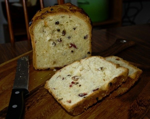 Christmas Fruit Bread Newfoundland Recipe. Cookbook of Traditional Newfoundland Meals by Newfoundland.ws