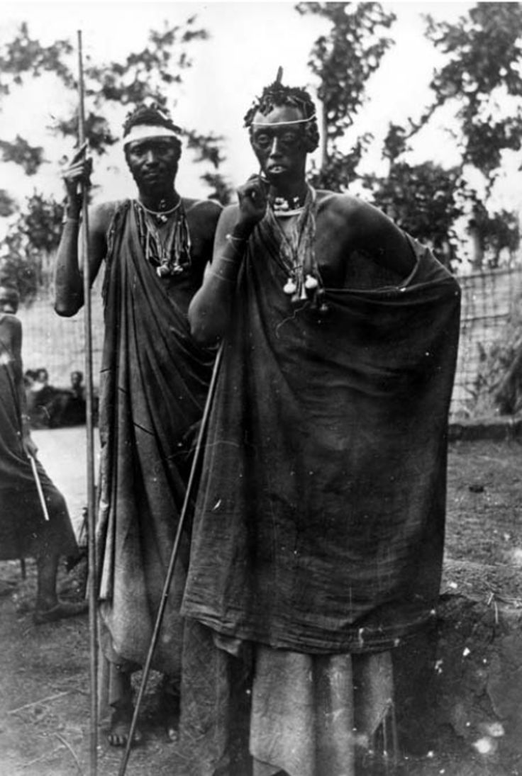 A Visual History of the Great Lakes of Africa : Meet Paul Kagame's Great-Grandfather!