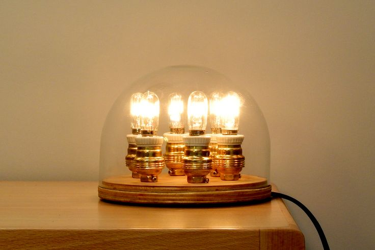 Tesla jar Lamp