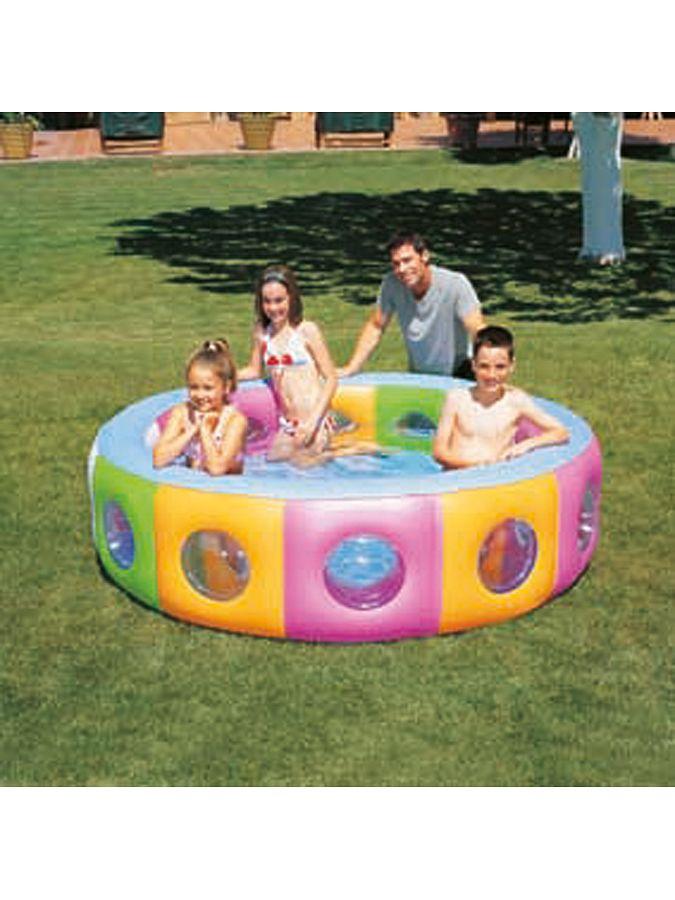 Basen dla dzieci o średnicy 197 cm 189 PLN  #limango #lato #dzieci #zabawa #basenik
