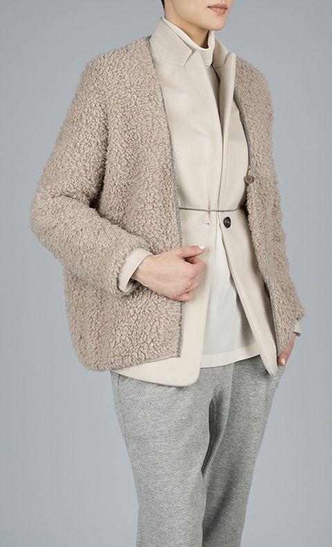 Brunello Cucinelli Online Boutique. Fall Winter 2015 16 Women. Worldwide delivery.
