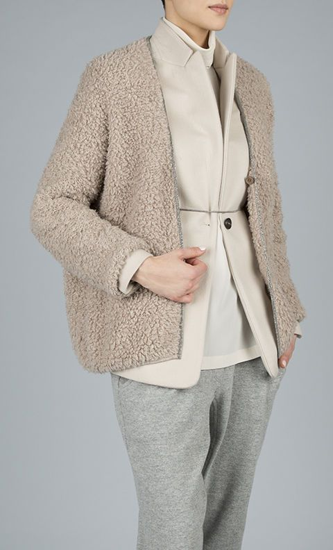 Brunello Cucinelli Online Boutique. Fall Winter 2015 16 Women. Worldwide delivery.
