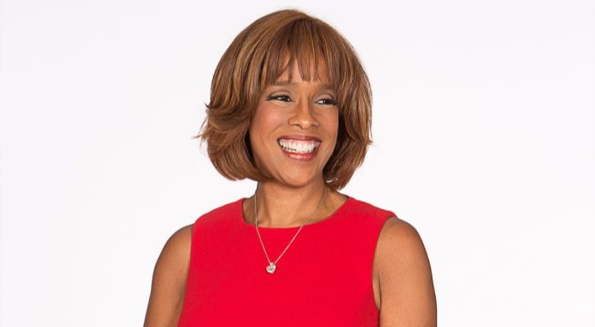 Gayle King started to get fame from Good Morning America and The Oprah Winfrey Show...#ecelebrityfacts