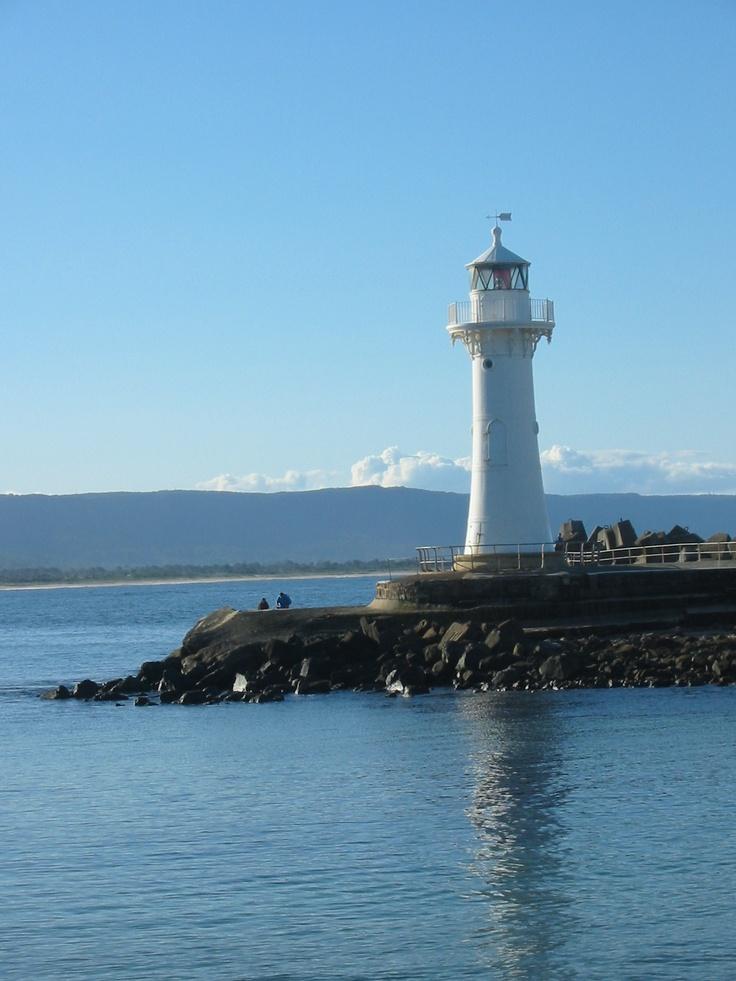 The Lighthouse. Wollongong, Australia