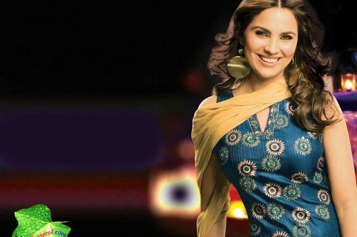 Lara Dutta Cute Ear Ring High Quality Wallpaper