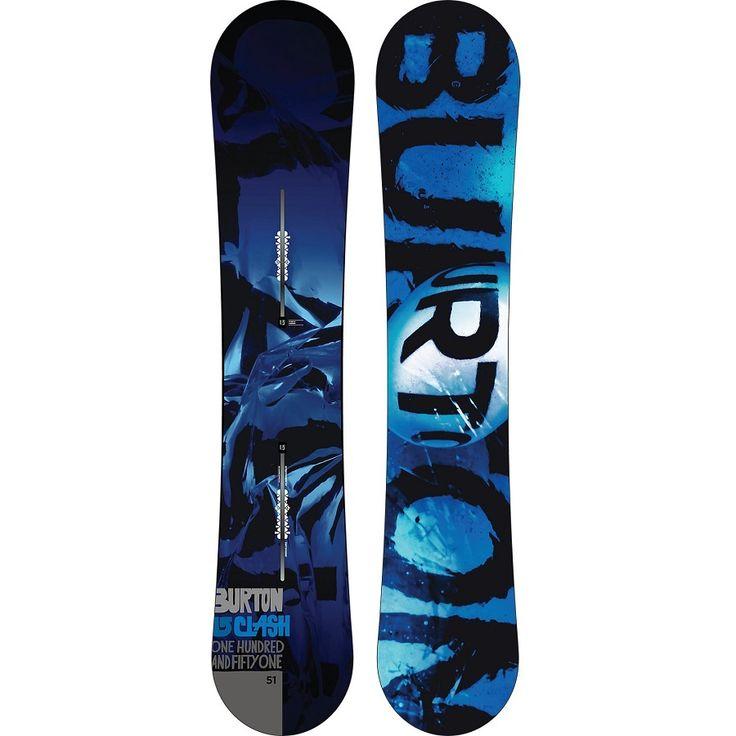Burton 2014 Men's Clash Snowboard