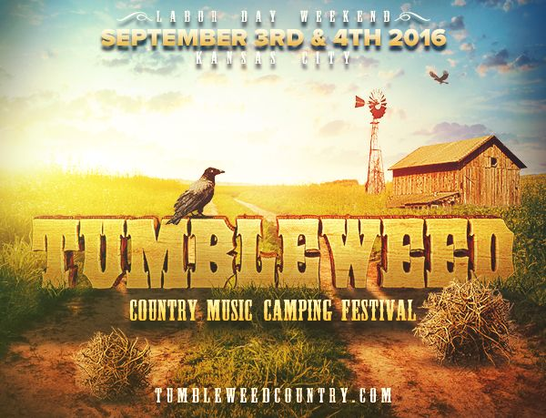Frontier Justice is proud to partner with Tumbleweed Music and Camping Festival!