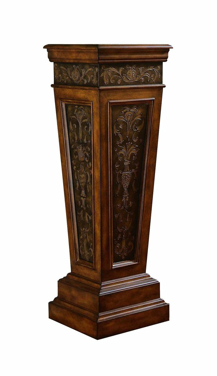 33 best pedestals images on Pinterest Columns Cement and