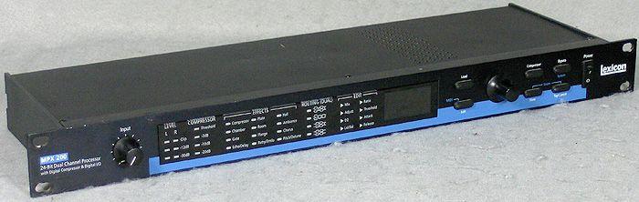 Lexicon multi-effect MPX200 (Te Koop)