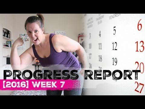 Feeling Great!  |  Fitness Report Week 7