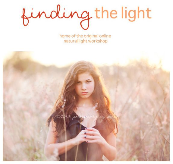 Finding the Light: A Natural Light Workshop for Photographers