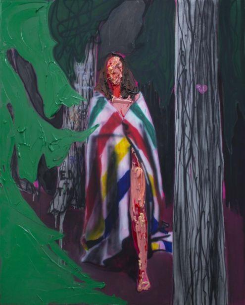 Kim Dorland Canadian painter