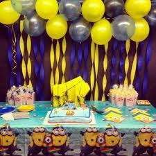 Resultado de imagen para minion party theme