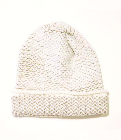 Kordal Knitwear Seed Stitch Hat | Kaight