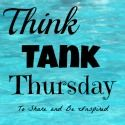 Joint Link party Think Tank Thursday - begins every Wednesday at 9pm.  All family friendly projects and recipes are welcome.