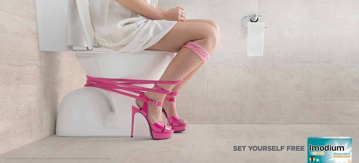 pubblicità creativa imoidum