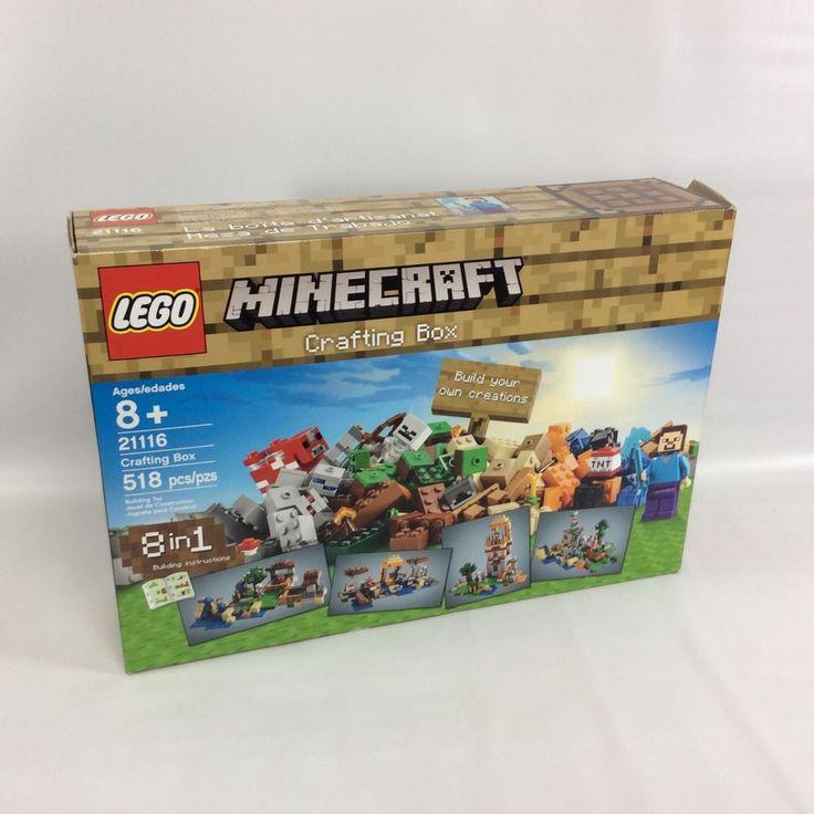 how to make box minecraft