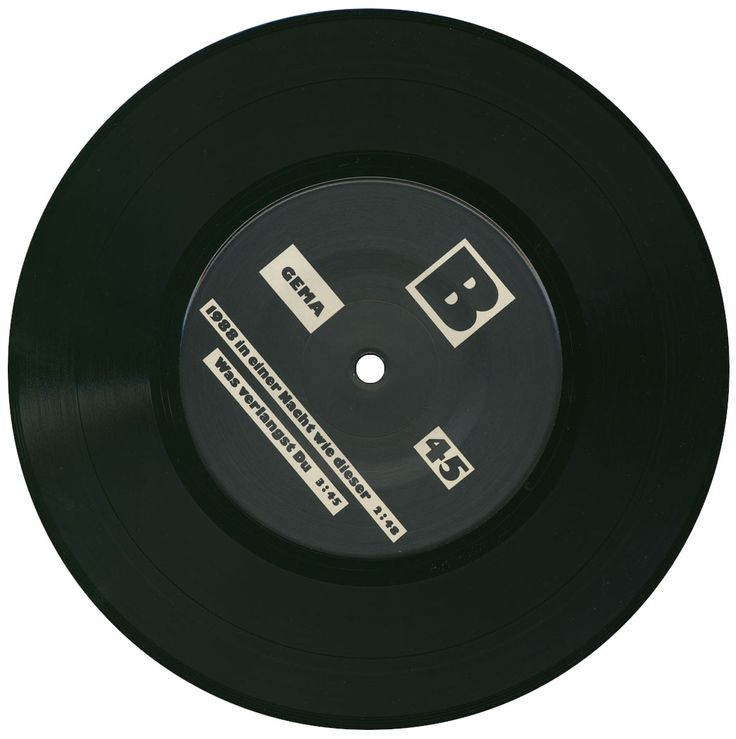 """Die Sterne, B Single, 1988, Fast Weltweit  B-Seite  """"1988 in einer Nacht wie dieser"""", """"Was verlangst Du""""  Frank Spilker, Mirko Breder  Design@ Frank Spilker, 1988"""