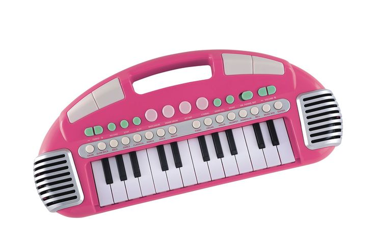 Carry Along Keyboard - Pink