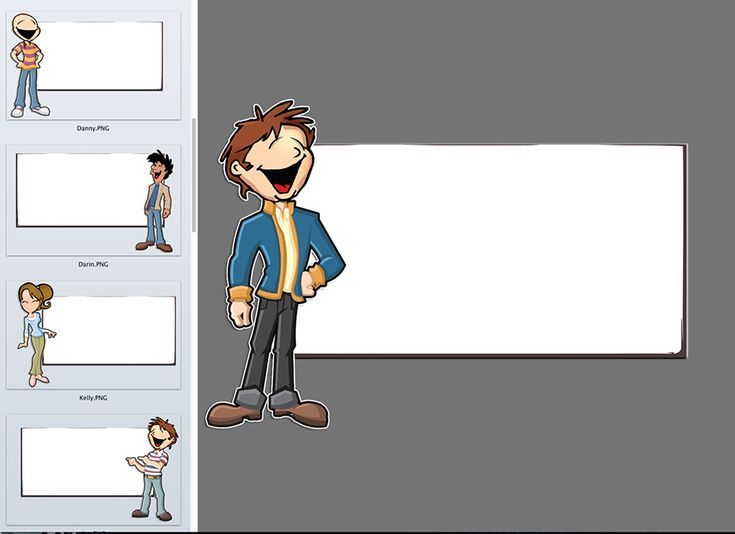 Now, there an easy way to create your own character! Laughingbird Software's The Character Creator is awesome!