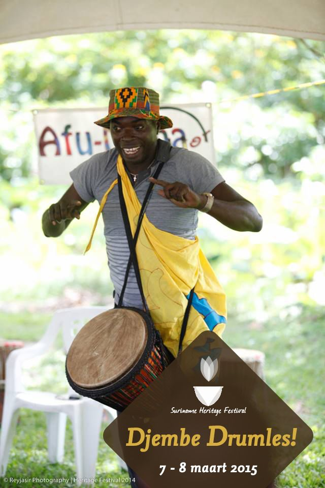 #Djembe #Cultural Drum lessons