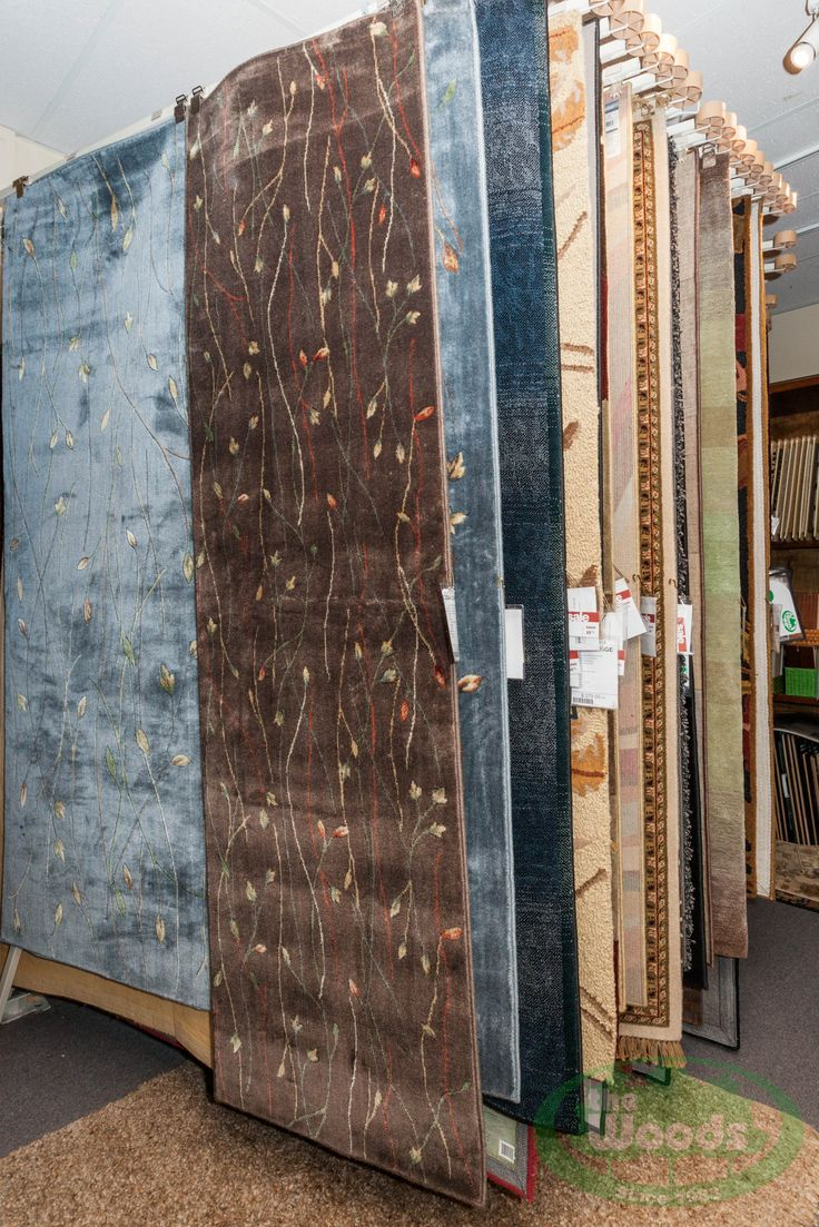 Select In Store Area Rugs Are 60% Off At The Woods Interiors Flooring  America