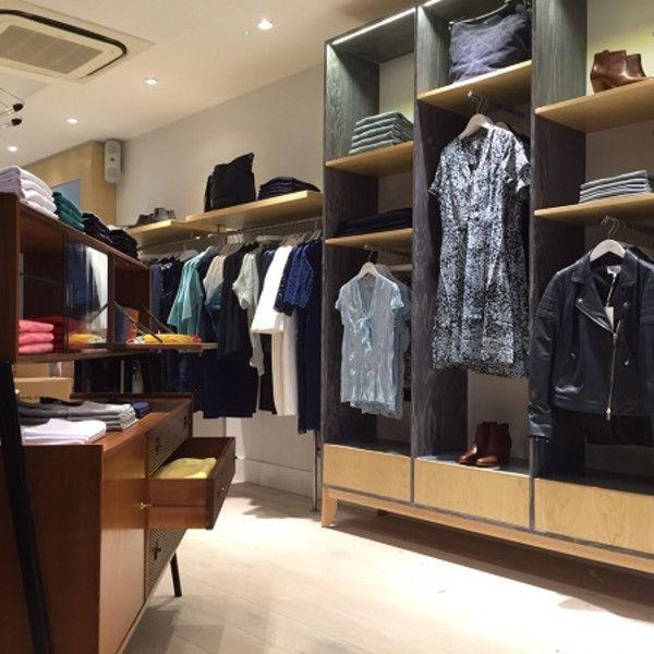New store format for fashion retailer Jigsaw - Retail Design World