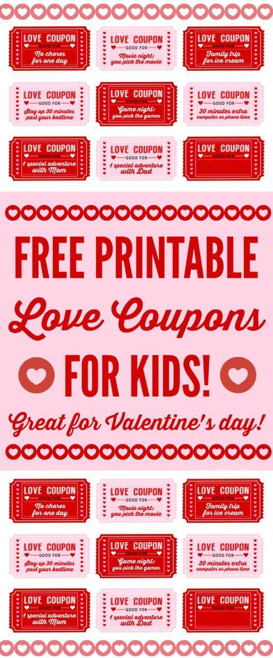 1000 ideas about love coupons on pinterest coupon books for Romantic coupon book template